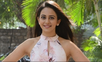 Rakul done with 'NGK', moves to Hindi project