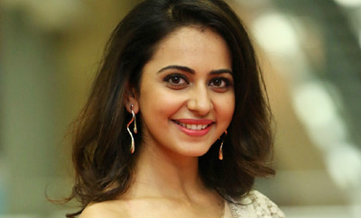 Rakul is super-happy about her new follower!