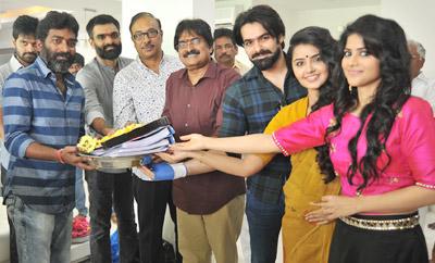 Ram New Movie Launch