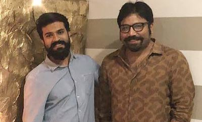 Speculations float over Charan-Sandeep Reddy meet