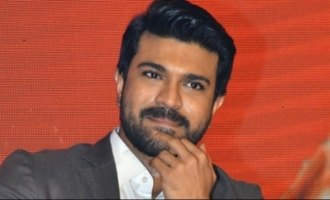 Ram Charan to grace cousin's film event