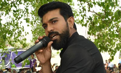 Charan on Chiranjeevi's next, Pawan's endeavours