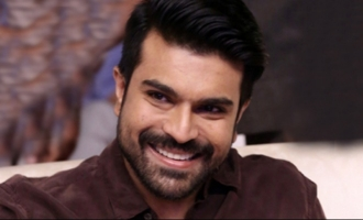 Ram Charan's two dream Bollywood directors