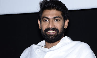 I am not against dances, duets: Rana Daggubati