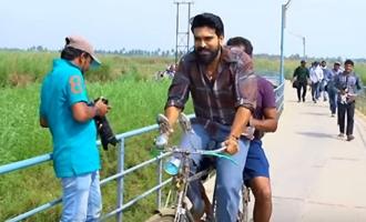 Rangasthalam Movie Behind Scenes