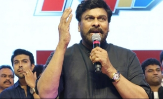 'Rangasthalam' is a pure, rustic film: Chiranjeevi
