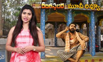 'Rangasthalam' Movie Review