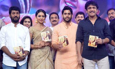 'Rarandoi Veduka Chuddam' pre-release event held