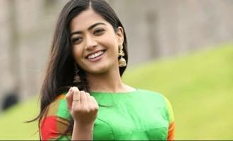 Rashmika brings in Prabhas, NTR in teasing Devarakonda