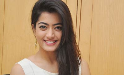 Rashmika on 'Chalo', her background, & more