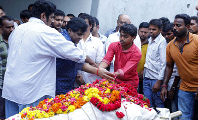 Celebs Condolences to Bharat