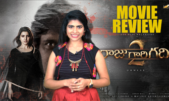'Raju Gari Gadhi 2' Movie Review