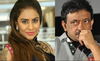 Sri Reddy's 'M' word to Pawan: 'RGV is to blame'