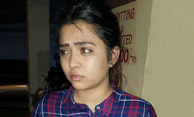 Sex racket: Richa Saxena arrested from star hotel