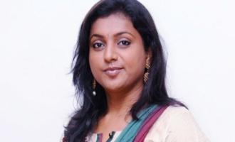 Roja springs surprise, supports Pawan Kalyan