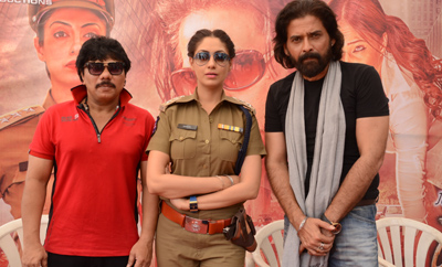 'Rowdy Police' Press Meet