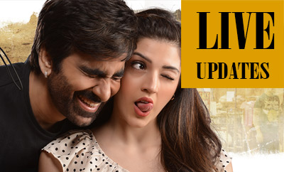 'Raja The Great' Review Live Updates