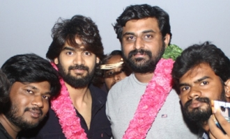 'RX 100' Success Tour At Tirupati and Naidupeta