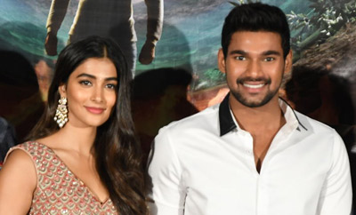 Title is 'Sakshyam', motion poster released