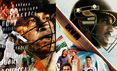Sachin's biopic set to be pipped by MS Dhoni's