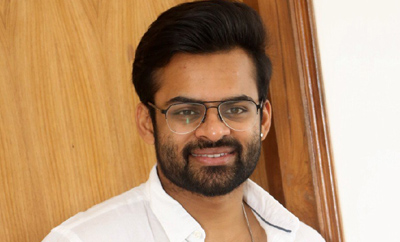Sai Dharam teams up with commercial director