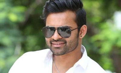 Sai Dharam Tej sets out with a noble cause