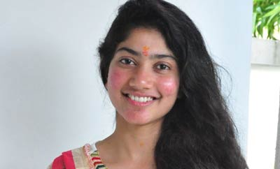 It's Sai Pallavi with star hero!