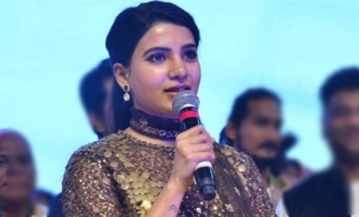 I saw love in Sukumar's eyes: Samantha