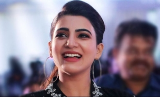 Actor says Samantha sobs on cue!