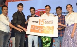 'Sammohanam' Pre Release Event