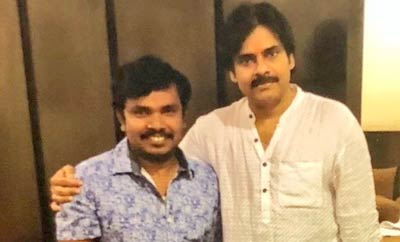 'Will be with you', Mega heroes, Sampoo promise Pawan Kalyan