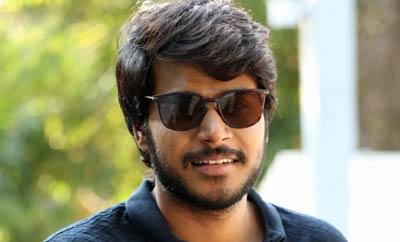 Sundeep Kishan busy taking compliments