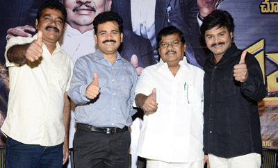 'Saptagiri LLB' Press Meet