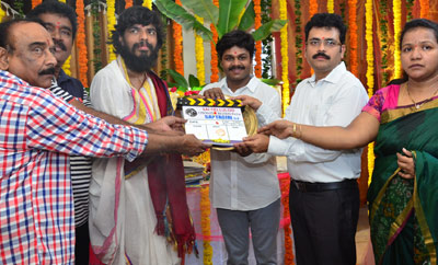'Saptagiri LLB' Movie Launch