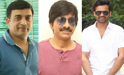 After Sai Dharam, Ravi Teja has the Dil Raju bombshell
