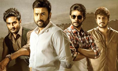 'Shamanthakamani' to Shine on the Big Screen in July!