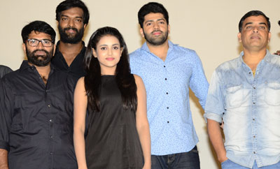 'Sharabha' Trailer Launch