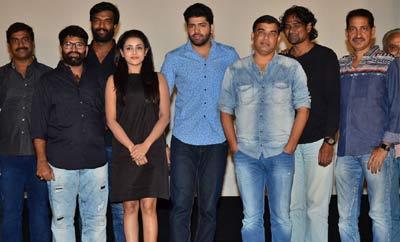 Socio-fantasy 'Sarabha' teaser released