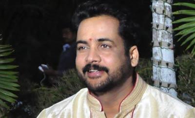 I have kept aside politics: Shivaji