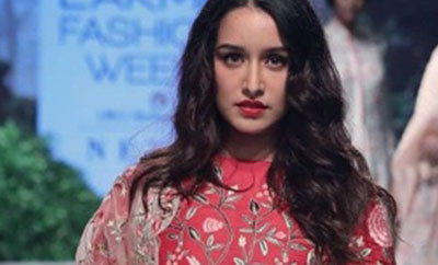 Showstopper Shraddha surprises