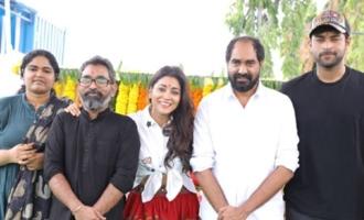 Shriya New Movie Launch