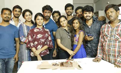 Siddarth Naidu Birthday Celebrations