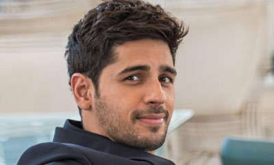 Sidharth Malhotra Talks about his
