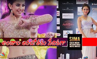 Top 3 Sexy Dressed Actress at SIIMA Awards