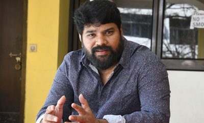 Vikram Sirikonda on 'Touch Chesi Chudu', Ravi Teja & more