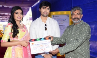 Adivi Sesh - Shivani's '2 States' launched in style