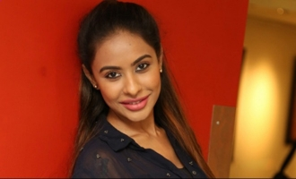 Sri Reddy drags Sundar C, cinematographer