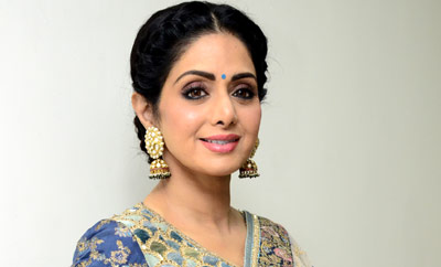 Sri Devi: 'I Wouldn't Change a Thing about My Career'