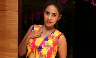 Sri Reddy targeting one more hero?