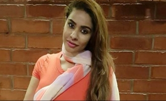 Sri Reddy restarts Tolly leaks, targets Mega brother!